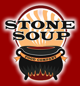 Image result for stone soup kingston ny logo